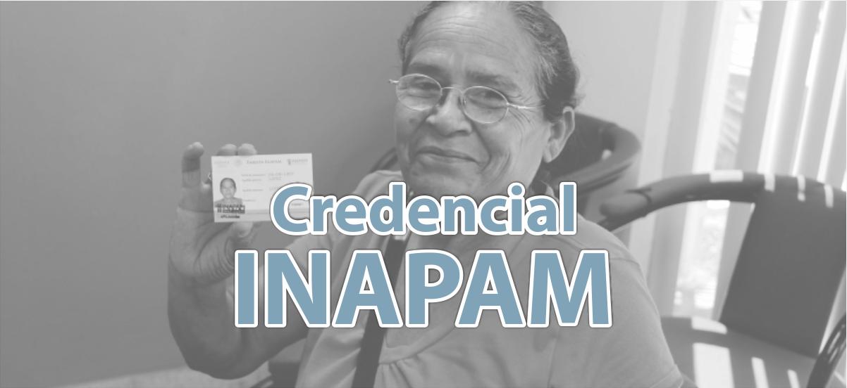 Credencial INAPAM