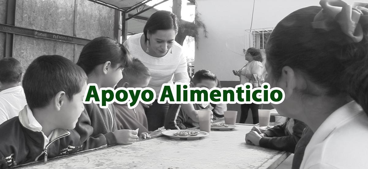 Programa de Apoyo Alimenticio