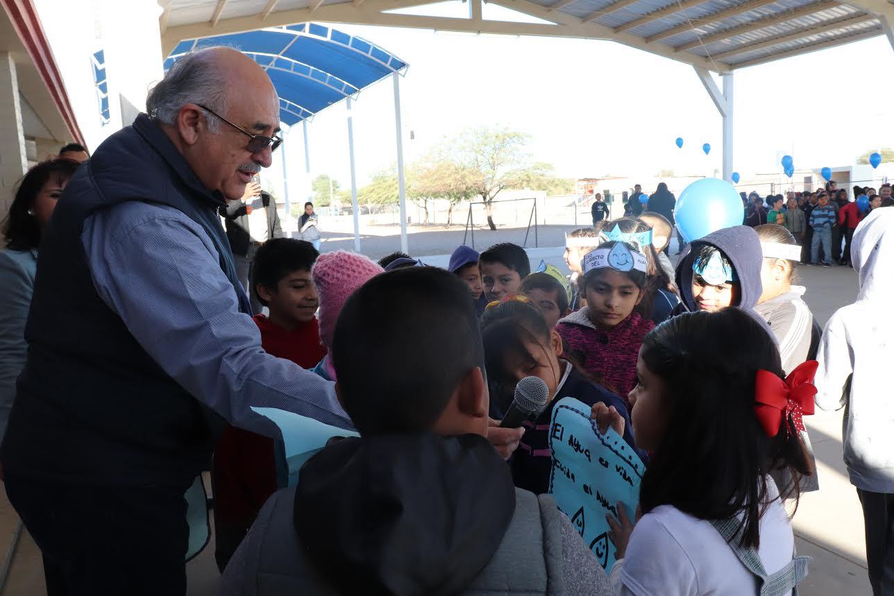 Certifican a escuelas en Cuidado del Agua