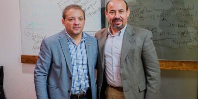 Coordinan Agenda Mexicali y SLRC