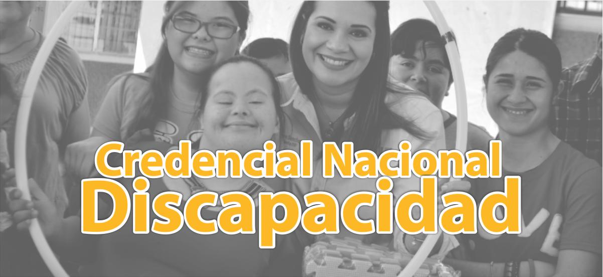 Credencial Nacional para Personas con Discapacidad @ Programas - DIF ...