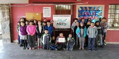 Certifican a 53 escuelas sobre cuidado del agua