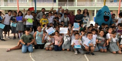 Certifican a primaria en programa Aguas Con El Agua
