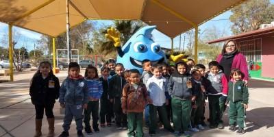 Certificará Oomapas a escuelas del Valle de San Luis