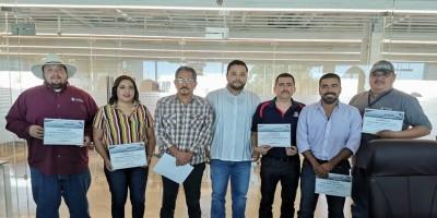 Personal curso denominado Bitácora Electrónica y seguimiento a obra pública
