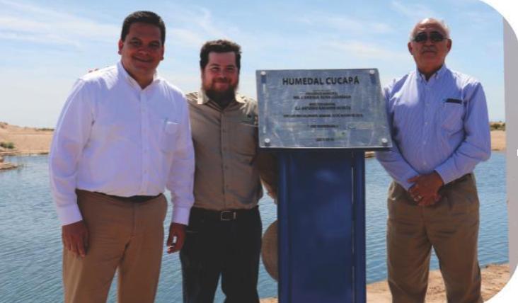San Luis Río Colorado es líder en uso, reúso y preservación del agua